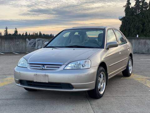 2002 Honda Civic for sale at Rave Auto Sales in Corvallis OR