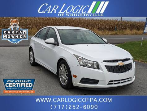 2013 Chevrolet Cruze for sale at Car Logic in Wrightsville PA