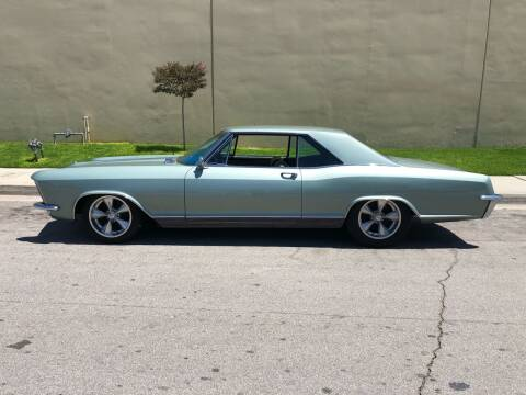 1965 Buick Riviera for sale at HIGH-LINE MOTOR SPORTS in Brea CA