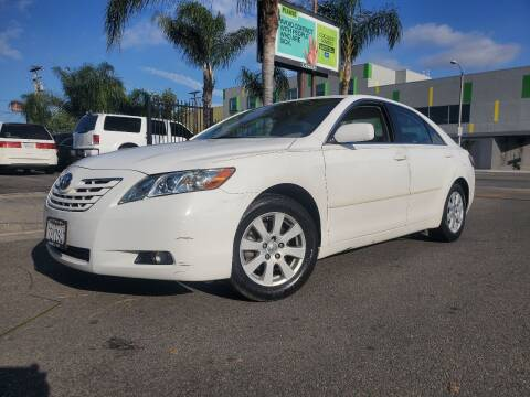 2009 Toyota Camry for sale at GENERATION 1 MOTORSPORTS #1 in Los Angeles CA
