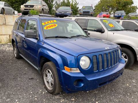 2009 Jeep Patriot for sale at Noah Auto Sales in Philadelphia PA