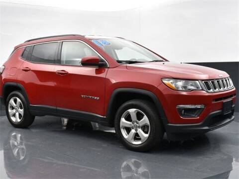 2018 Jeep Compass for sale at Tim Short Auto Mall in Corbin KY