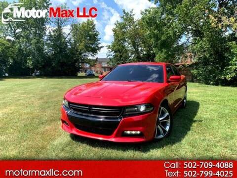 2015 Dodge Charger for sale at Motor Max Llc in Louisville KY
