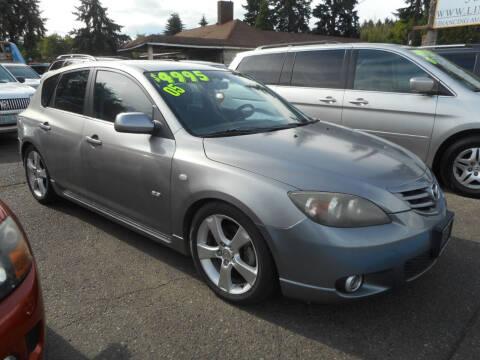 2005 Mazda MAZDA3 for sale at Lino's Autos Inc in Vancouver WA