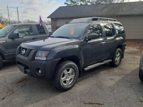 2008 Nissan Xterra for sale at PIRATE AUTO SALES in Greenville NC