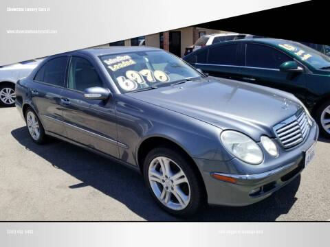 2006 Mercedes-Benz E-Class for sale at Showcase Luxury Cars II in Pinedale CA