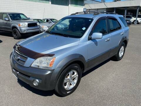 2006 Kia Sorento for sale at Vista Auto Sales in Lakewood WA
