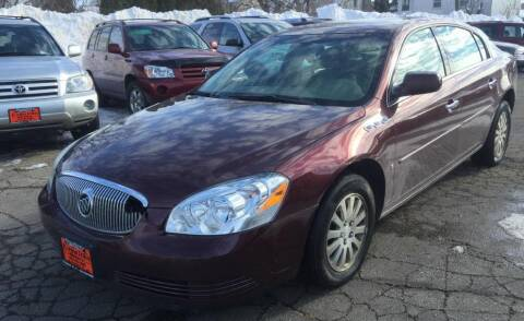 2006 Buick Lucerne for sale at Knowlton Motors, Inc. in Freeport IL