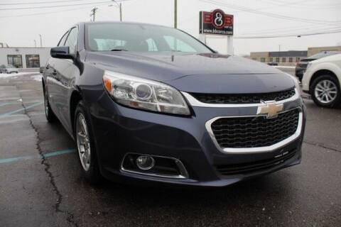 2014 Chevrolet Malibu for sale at B & B Car Co Inc. in Clinton Twp MI