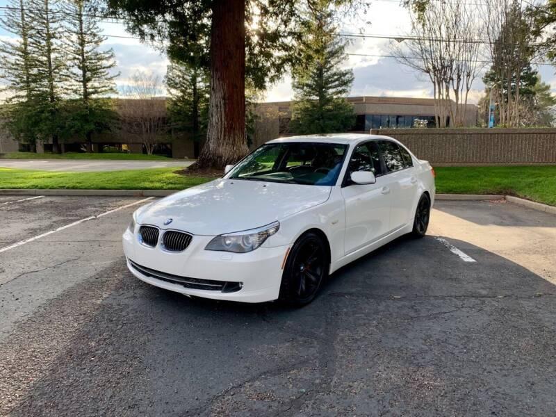 2008 BMW 5 Series for sale at TREE CITY AUTO in Rancho Cordova CA