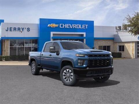 2022 Chevrolet Silverado 2500HD for sale at Jerry's Buick GMC in Weatherford TX