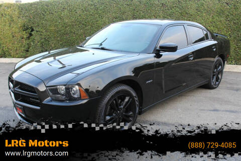 2014 Dodge Charger for sale at LRG Motors in Montclair CA