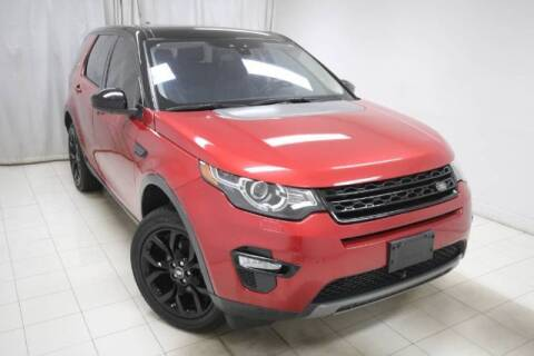 2017 Land Rover Discovery Sport for sale at EMG AUTO SALES in Avenel NJ