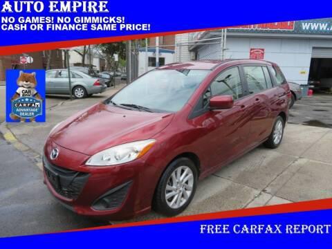 2012 Mazda MAZDA5 for sale at Auto Empire in Brooklyn NY