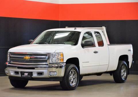2013 Chevrolet Silverado 1500 for sale at Style Motors LLC in Hillsboro OR