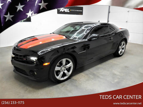 2010 Chevrolet Camaro for sale at TEDS CAR CENTER in Athens AL