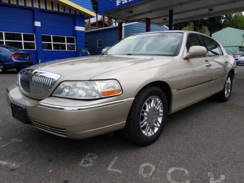 2006 Lincoln Town Car for sale at Shoreline Family Auto Care And Sales in Shoreline WA