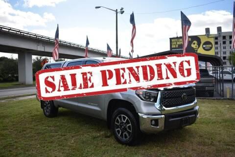2019 Toyota Tundra for sale at STS Automotive - Miami, FL in Miami FL