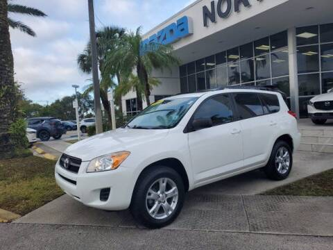 2012 Toyota RAV4 for sale at Mazda of North Miami in Miami FL