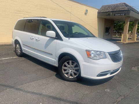2015 Chrysler Town and Country for sale at DC Motors in Springfield VA