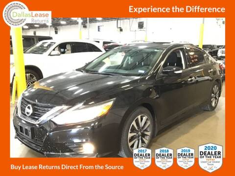 2017 Nissan Altima for sale at Dallas Auto Finance in Dallas TX