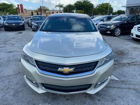 2014 Chevrolet Impala for sale at America Auto Wholesale Inc in Miami FL
