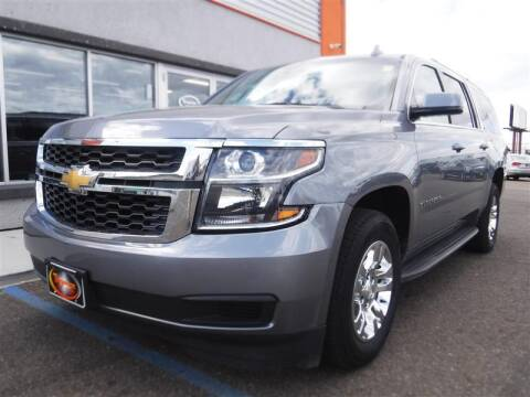 2019 Chevrolet Suburban for sale at Torgerson Auto Center in Bismarck ND