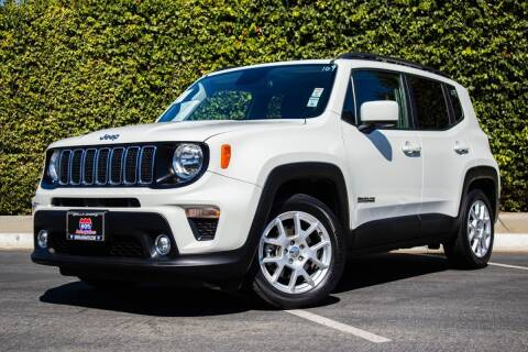 2019 Jeep Renegade for sale at 605 Auto  Inc. in Bellflower CA