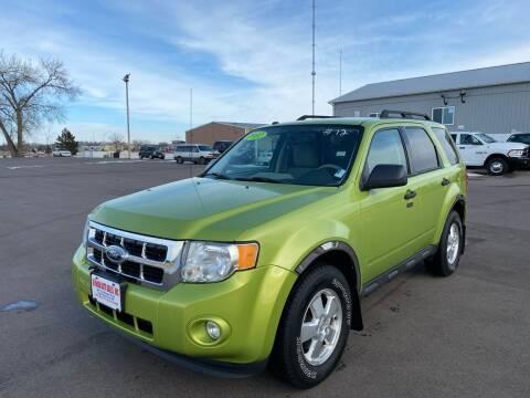 2012 Ford Escape for sale at De Anda Auto Sales in South Sioux City NE