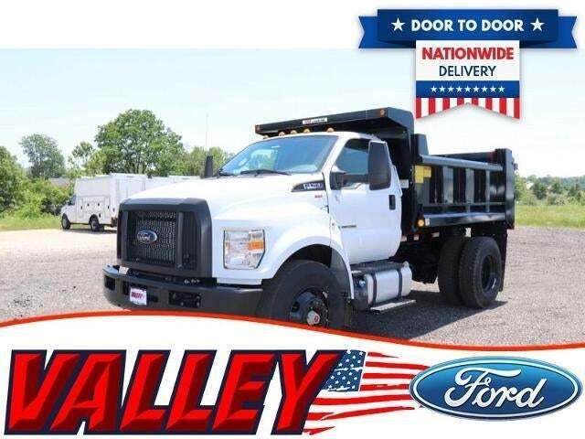 2022 Ford F-750 Super Duty for sale in Huron, OH