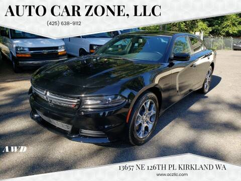 2017 Dodge Charger for sale at Auto Car Zone, LLC in Kirkland WA