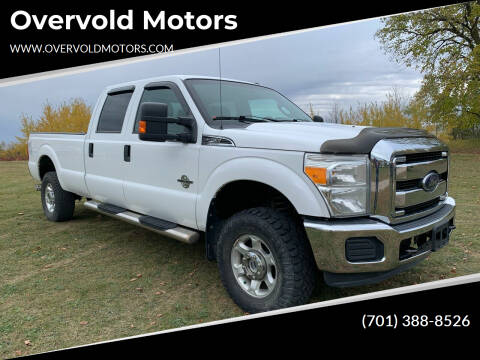 2013 Ford F-250 Super Duty for sale at Overvold Motors in Detriot Lakes MN