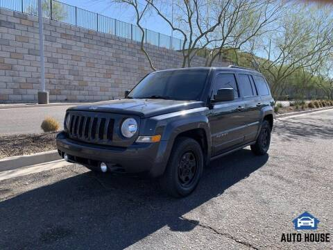 2017 Jeep Patriot for sale at AUTO HOUSE TEMPE in Tempe AZ