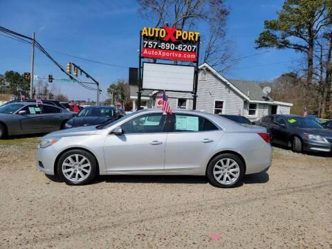 2014 Chevrolet Malibu for sale at Autoxport in Newport News VA