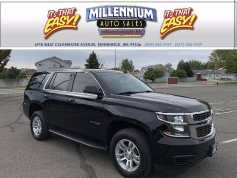 2019 Chevrolet Tahoe for sale at Millennium Auto Sales in Kennewick WA