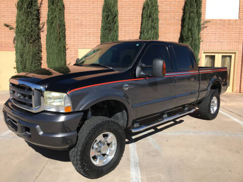 2004 Ford F-250 Super Duty for sale at Freedom  Automotive in Sierra Vista AZ