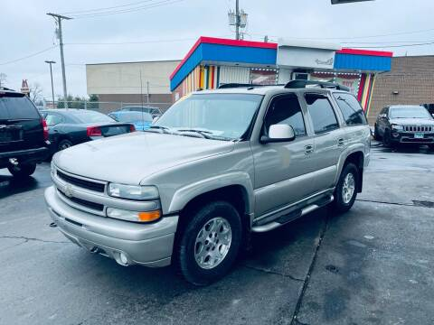 2004 Chevrolet Tahoe for sale at Car Credit Stop 12 in Calumet City IL