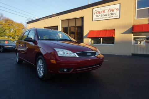2005 Ford Focus for sale at I-Deal Cars LLC in York PA