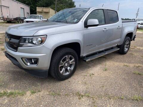 2018 Chevrolet Colorado for sale at CROWN  DODGE CHRYSLER JEEP RAM FIAT in Pascagoula MS