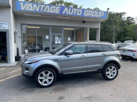 2013 Land Rover Range Rover Evoque for sale at Vantage Auto Group in Brick NJ