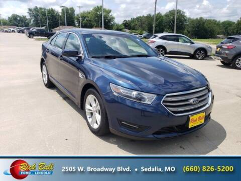 2017 Ford Taurus for sale at RICK BALL FORD in Sedalia MO