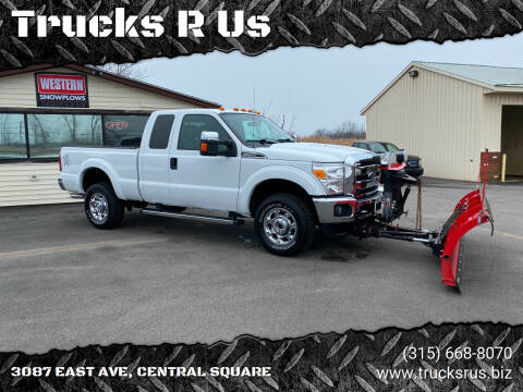 2016 Ford F-250 Super Duty for sale at Trucks R Us in Central Square NY