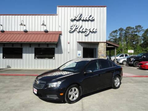 2014 Chevrolet Cruze for sale at Grantz Auto Plaza LLC in Lumberton TX