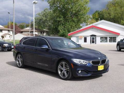 2017 BMW 4 Series for sale at Park Place Motor Cars in Rochester MN