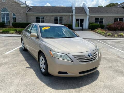 2008 Toyota Camry for sale at 411 Trucks & Auto Sales Inc. in Maryville TN