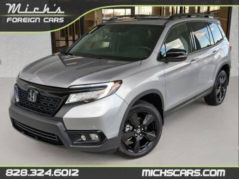 2020 Honda Passport for sale at Mich's Foreign Cars in Hickory NC