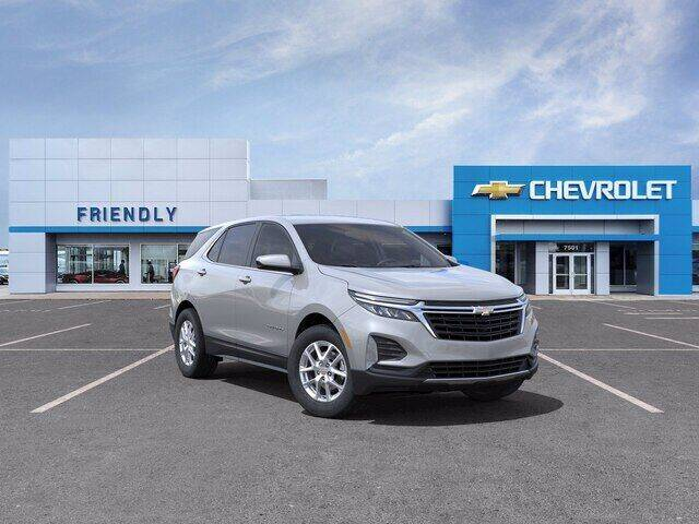 2022 Chevrolet Equinox for sale in Fridley, MN