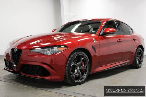 2018 Alfa Romeo Giulia Quadrifoglio for sale at Modern Motorcars in Nixa MO