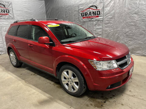 2010 Dodge Journey for sale at GRAND AUTO SALES in Grand Island NE
