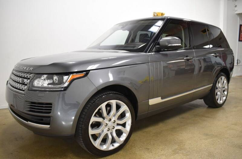 2017 Land Rover Range Rover for sale at Thoroughbred Motors in Wellington FL